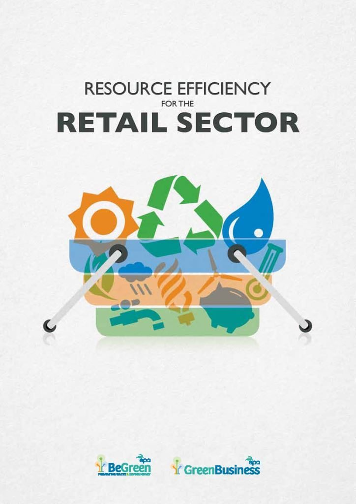 Resource efficiency retail guide