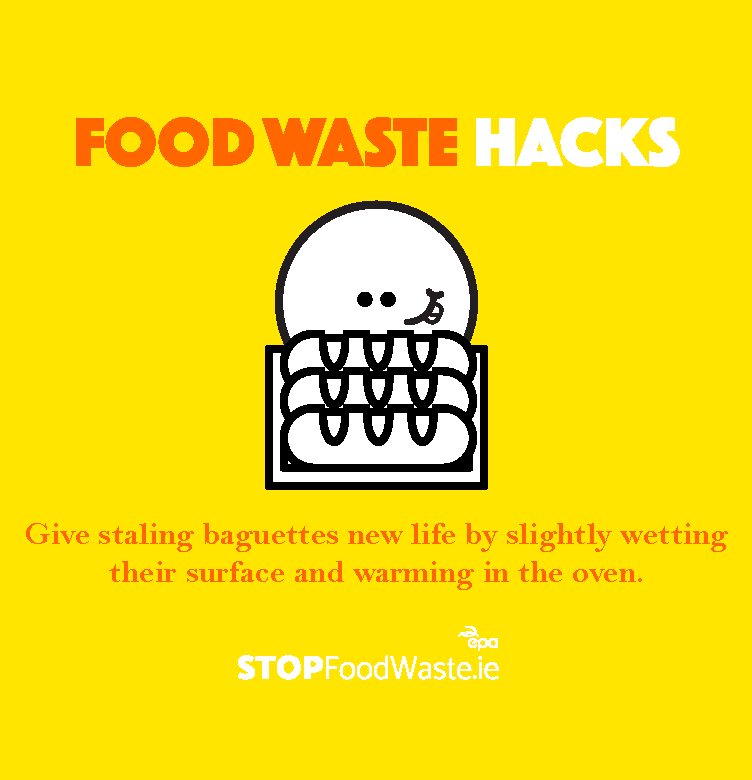 Stop Food Waste Tips