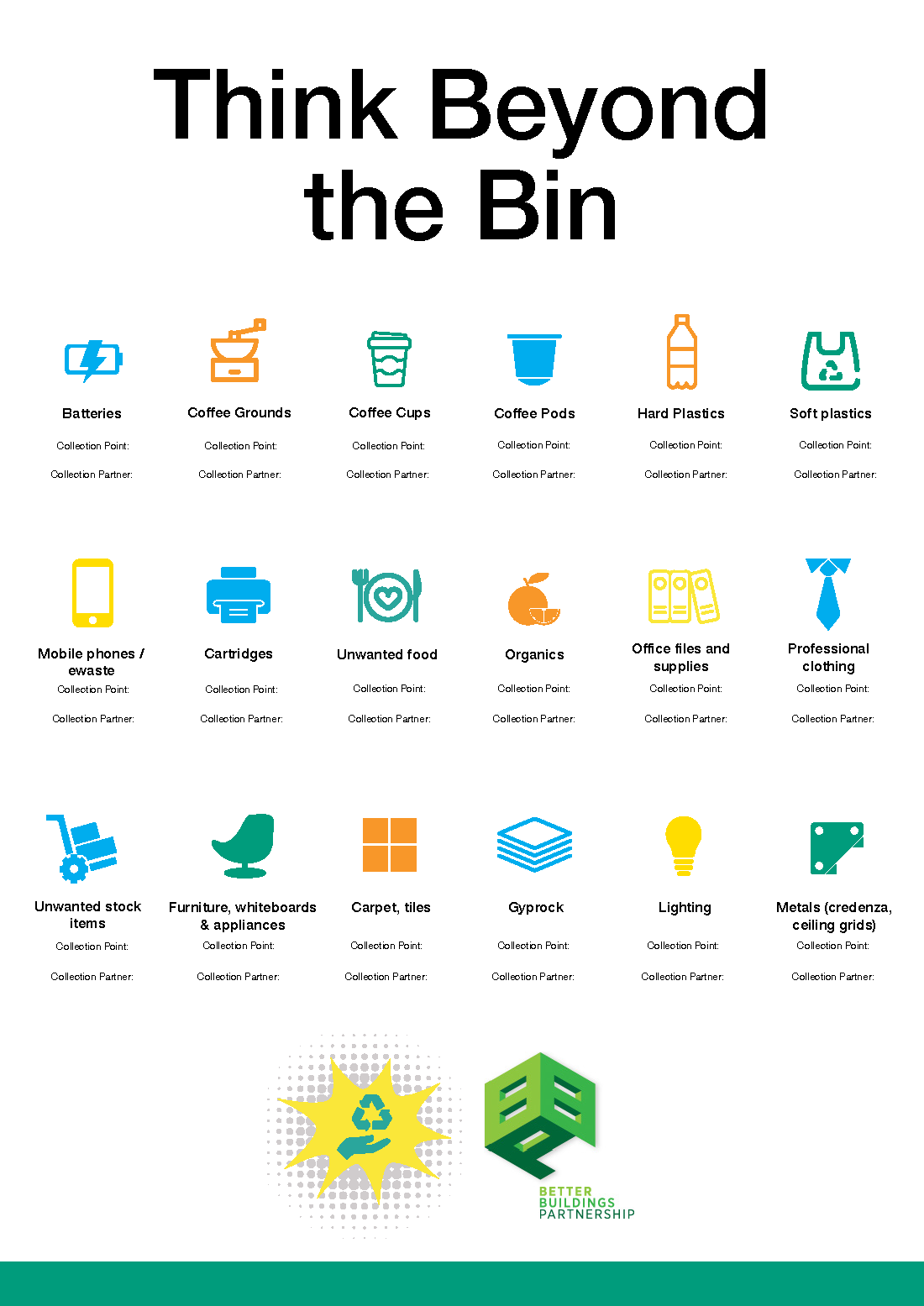 Think Beyond the Bin - Campaign