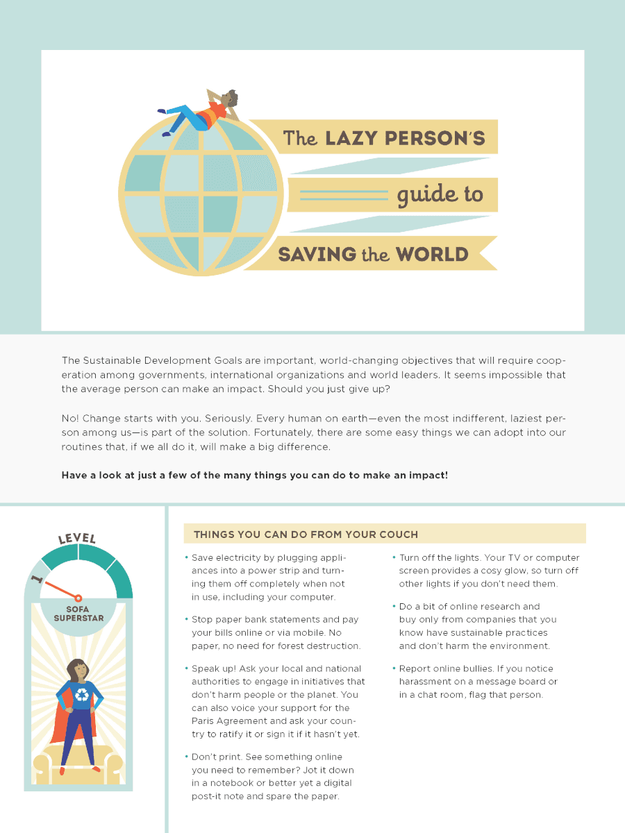 Lazy Person's Guide
